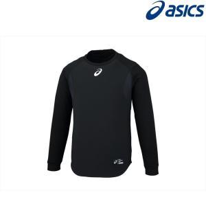 アシックス asics バスケットウェア  ロングスリーブトップ 2063A041-001 2018FW|sportsjapan