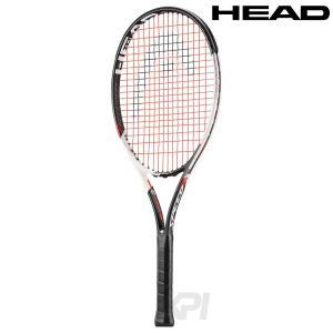 「ガット張り上げ済み」「2017新製品」HEAD ヘッド [GRAPHENE TOUCH SPEED JR. グラフィンタッチスピードジュニア  233407]ジュニアテニスラケット|sportsjapan