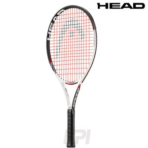 「ガット張り上げ済」「2017新製品」HEAD(ヘッド)[SPEED 25 233517]ジュニアテニスラケットKPI+|sportsjapan