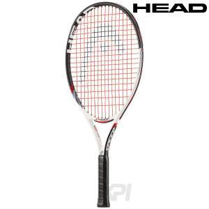 「ガット張り上げ済」「2017新製品」HEAD(ヘッド)[SPEED 23 233527]ジュニアテニスラケットKPI+|sportsjapan
