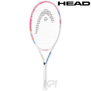 「2017新製品」「ガット張り上げ済」HEAD(ヘッド)[MARIA 25 233707]ジュニアテニスラケットKPI+|sportsjapan