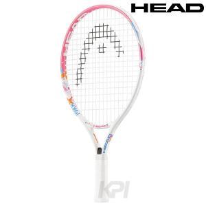 「2017新製品」「ガット張り上げ済」HEAD(ヘッド)[MARIA 19 233737]ジュニアテニスラケットKPI+|sportsjapan