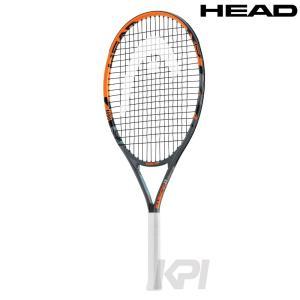 「2017モデル」「ガット張り上げ済み」HEAD(ヘッド)「RADICAL 25(ラジカル 25) 234316」ジュニアテニスラケットKPI+|sportsjapan