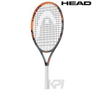 「2017モデル」「ガット張り上げ済み」HEAD(ヘッド)「RADICAL 23(ラジカル 23) 234326」ジュニアテニスラケットKPI+|sportsjapan