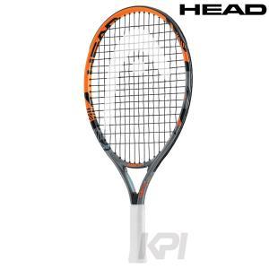「2017モデル」「ガット張り上げ済み」HEAD(ヘッド)「RADICAL 19(ラジカル 19) 234346」ジュニアテニスラケットKPI+|sportsjapan