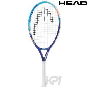 「2017モデル」「ガット張り上げ済み」HEAD(ヘッド)「MARIA 21(マリア 21) 234526」ジュニアテニスラケットKPI+|sportsjapan