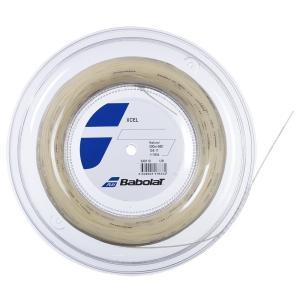 バボラ Babolat テニスガット・ストリング  XCEL エクセル 200mロール ロールガット 243110 sportsjapan