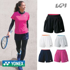 ポスト投函便【送料無料】YONEX ヨネックス 「Ladies ウィメンズショートパンツ 25019」テニス&バドミントンウェア「SS」[ポスト投函便対応]|sportsjapan