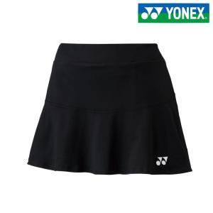 ヨネックス YONEX テニスウェア レディース スカート/インナースパッツ付 26041-007 2018SS|sportsjapan