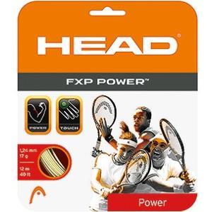 「即日出荷」HEAD(ヘッド)「FXP POWER16(エフエックスピー パワー)281007」硬式テニスストリング(ガット)KPI+|sportsjapan
