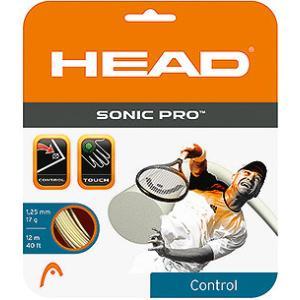 HEAD(ヘッド)「Sonic Pro(ソニックプロ) Set 281028」硬式テニスストリング(ガット)|sportsjapan