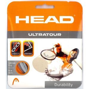 「即日出荷」HEAD(ヘッド)【Ultra Tour(ウルトラツアー)281104】硬式テニスストリング(ガット)KPI+|sportsjapan