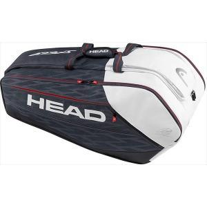 「2017新製品」HEAD(ヘッド)[DJOKOVIC 12R MONSTERCOMBI 283077]テニスバッグKPI+|sportsjapan