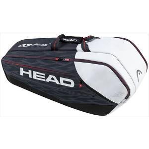 「2017新製品」HEAD(ヘッド)[DJOKOVIC 9R SUPERCOMBI 283087]テニスバッグKPI+|sportsjapan
