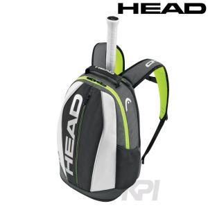 「2017モデル」HEAD(ヘッド)「DJOKOVIC BACKPACK(ジョコビッチ・バックパック)1本入 283096」テニスバッグKPI+|sportsjapan
