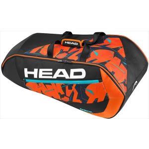 「2017新製品」HEAD(ヘッド)[RADICAL 9R SUPERCOMBI 283177]テニスバッグKPI+|sportsjapan