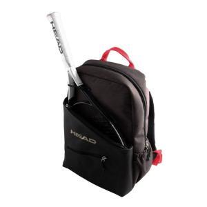 ヘッド HEAD テニスバッグ・ケース  Women's Backpack grey/red 283289 sportsjapan