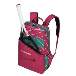 ヘッド HEAD テニスバッグ・ケース  Women's Backpack pink/green 283299 sportsjapan