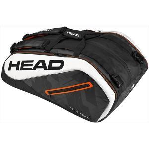「2017新製品」HEAD ヘッド [TOUR TEAM 12R MONSTERCOM 283437]テニスバッグ『即日出荷』|sportsjapan