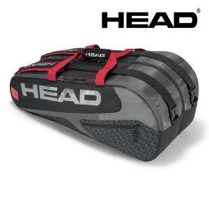 ヘッド HEAD テニスバッグ・ケース  Elite 9R Supercombi 283438-BKRD|sportsjapan