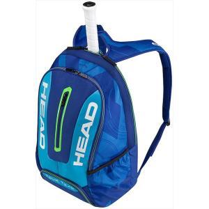 「2017新製品」HEAD(ヘッド)[TOUR TEAM BACKPACK 283477]テニスバッグKPI+|sportsjapan