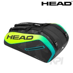 「2017新製品」HEAD ヘッド 「EXTREME 12R Monstercombi エクストリーム12Rモンスターコンビ  283657」テニスバッグ『即日出荷』|sportsjapan