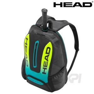 「2017新製品」HEAD ヘッド 「EXTREME BACKPACK エクストリーム バックパック  283677」テニスバッグ|sportsjapan