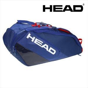 ヘッド HEAD テニスバッグ・ケース  ES Supercombi 9R 283687-NVBL|sportsjapan