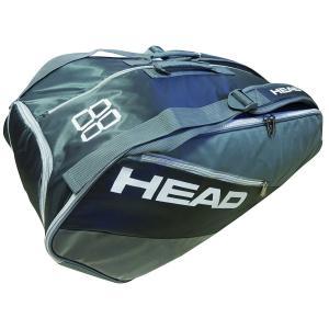 ヘッド HEAD テニスバッグ・ケース  ES Supercombi 9R 283697-GRAN|sportsjapan