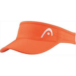 「2017新製品」HEAD(ヘッド)[PRO PLAYER WOMENS VISOR 287036]テニス帽子KPI+|sportsjapan