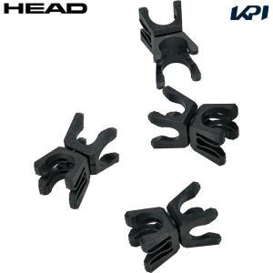ヘッド HEAD テニスコート用品  CLIPS(クリップ)4個 287551|sportsjapan