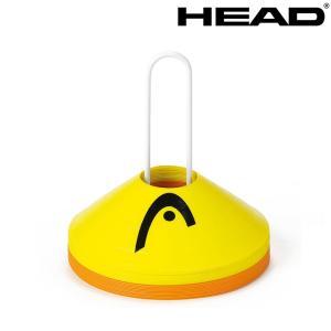 ヘッド HEAD テニスコート用品  DOME CONES(ドーム・コーン)20個 287561|sportsjapan