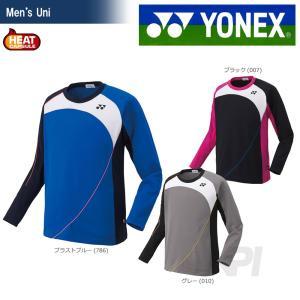 「2017新製品」YONEX ヨネックス 「Uni ユニ ライトトレーナー フィットスタイル   31021」ウェア「2017FW」|sportsjapan