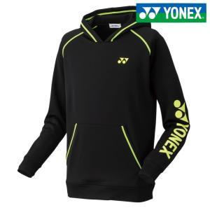 ヨネックス YONEX テニスウェア ユニセックス ユニスウェットパーカー 32021-007 2018SS|sportsjapan