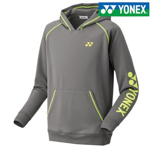 ヨネックス YONEX テニスウェア ユニセックス ユニスウェットパーカー 32021-010 2018SS|sportsjapan