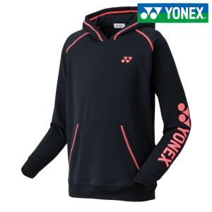 ヨネックス YONEX テニスウェア ユニセックス ユニスウェットパーカー 32021-019 2018SS|sportsjapan