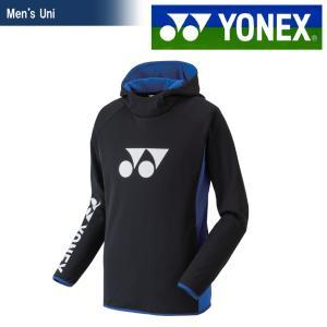 ヨネックス YONEX テニスウェア ユニセックス スウェットパーカー フィットスタイル  32025-007 2018FW|sportsjapan