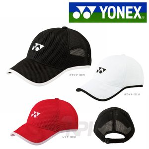 YONEX ヨネックス 「UNI メッシュキャップ 40042」「SS」|sportsjapan