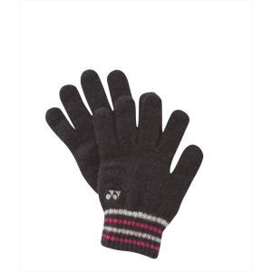 ヨネックス YONEX テニス手袋・グローブ  ユニヒートカプセルグローブ 46027-019|sportsjapan