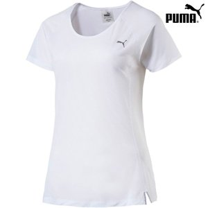 プーマ PUMA ランニングウェア レディース コアラン SS Tシャツ 516822-06 2018SS|sportsjapan