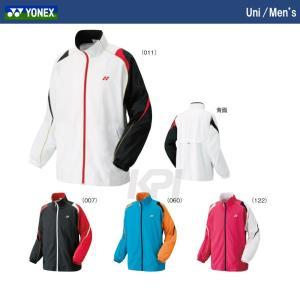 YONEX ヨネックス 「ジュニア裏地付ウォームアップシャツ 52010J」ウェア『即日出荷』 sportsjapan