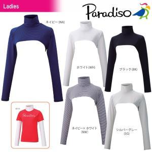 ポスト投函便「送料無料」 PARADISO パラディーゾ 「Ladies レディースネック&アームカバー 53CL1U」ネックカバー|sportsjapan