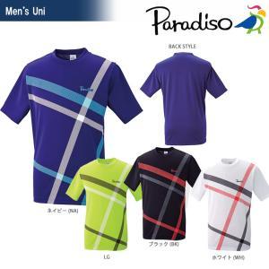 「2017モデル」PARADISO(パラディーゾ)「メンズハンシャツ 56CM9A」テニスウェア「2016SS」KPI+|sportsjapan