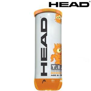 ヘッド HEAD テニスボール  T.I.Pボール オレンジ、3個入り  578123 sportsjapan