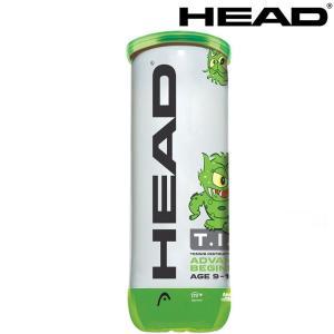 ヘッド HEAD テニスボール  T.I.Pボール グリーン、3個入り 578133 sportsjapan