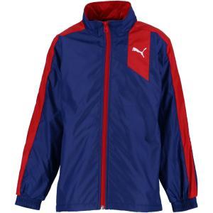 プーマ PUMA マルチSPウェア ジュニア ウラトリコットジャケット 594300-16 2017FW sportsjapan