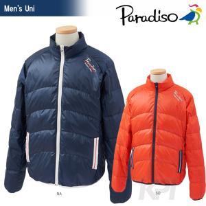 「2017モデル」PARADISO(パラディーゾ) 「メンズ ダウンブルゾン 6CE01D」テニスウェア「2016FW」KPI+|sportsjapan