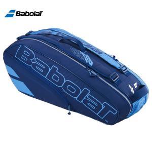 バボラ Babolat テニスバッグ・ケース  RACKET HOLDER X 6 PURE DRIVE ラケットバッグ ラケット6本収納可  751208 9月発売予定※予約|sportsjapan