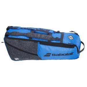バボラ Babolat テニスバッグ・ケース  RACKET HOLDER X 6 EVO ラケットバッグ ラケット6本収納可  751209 11月発売予定※予約|sportsjapan