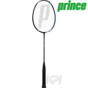 「2017新製品」Prince プリンス [COURT AXIS TEAM コートアクシスチーム  BK/BL G5 7BJ039]バドミントンラケット|sportsjapan